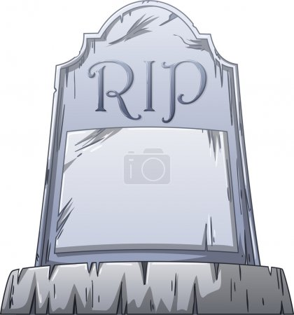 RIP Grave