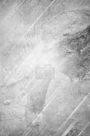 Photo for Cement wall grey color :can be used as background - Royalty Free Image