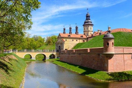 Medieval castle Nesvizh
