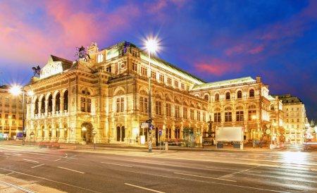 Vienna 's State Opera House