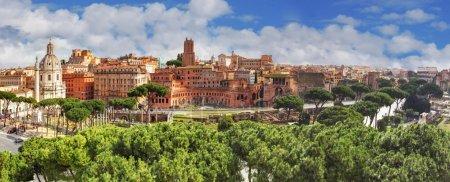 Rome - panorama