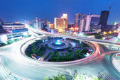 City Scape of the nanchang china