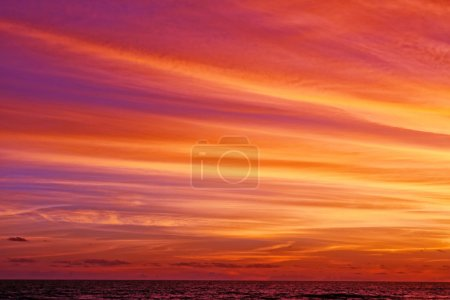 Photo for Sunset lights - Royalty Free Image