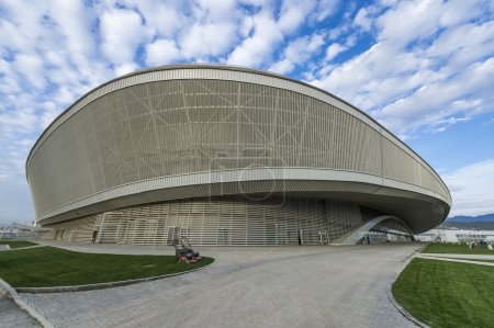 Ice Arena in the Sochi Olympic Park, Russia