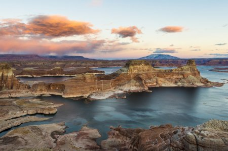 Beautiful lake Powell, Arizona