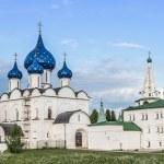 Cathedral ov Nativity in Suzdal kremlin, Russia...