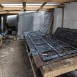 Welding workshop...