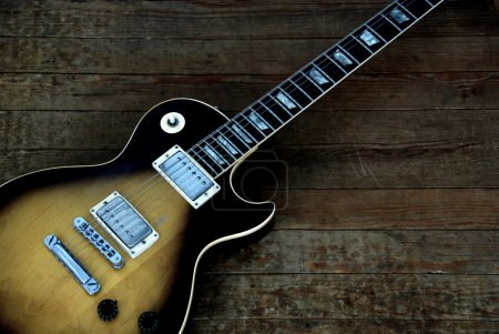 Gibson Les Paul Tobacco Sunburst Guitar