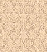 Floral pattern seamless Flower vector motif on beige background Elegant wallpaper