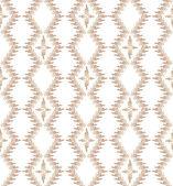 Floral pattern seamless. Flower vector motif on white background. Elegant wallpaper.