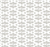 Abstract Flower Background Texture Seamless pattern Floral lightning ornament Grey background