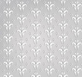 Abstract Geometric Retro Texture Seamless pattern Floral lightning ornament Black and white flower background
