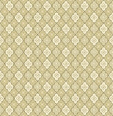 Abstract Geometric Retro Texture Seamless pattern Floral lightning ornament Beige and white flower background