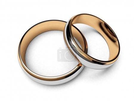 Foto de Anillo de boda - Imagen libre de derechos