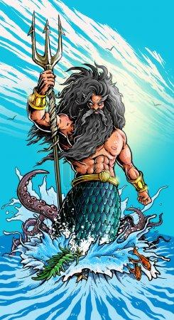 Poseidon Kind of Ocean...