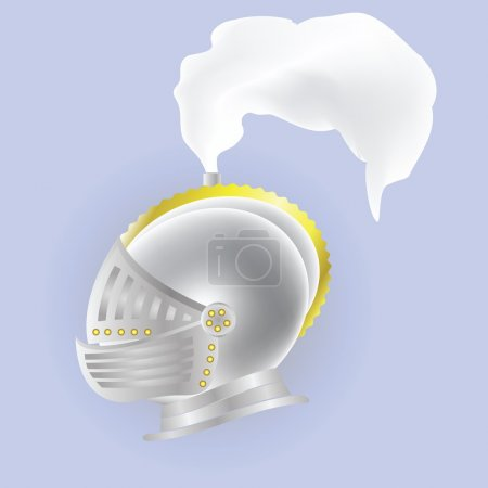 casque de chevaliers