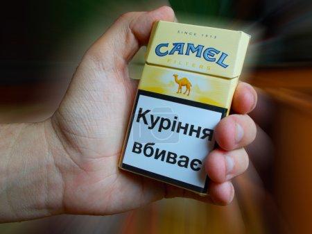 cigarettes Camel