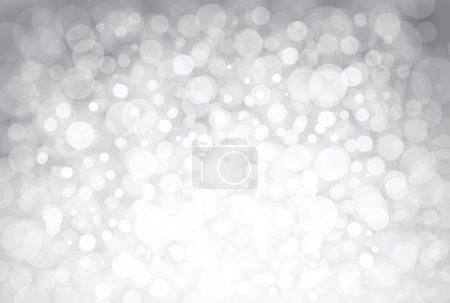 Illustration for Lights on grey background. - Royalty Free Image