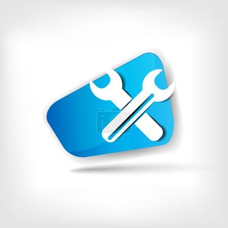 Repair web icon