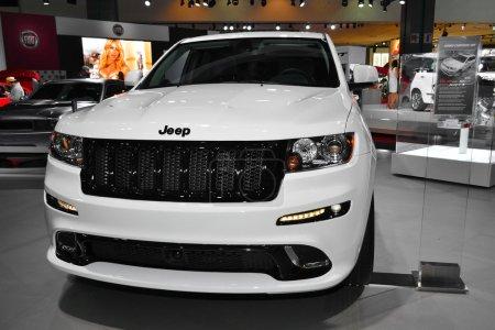 Jeep Grand Cherokee SRT8 LA