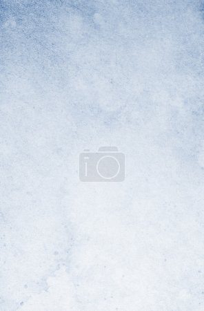 Photo for Stained gradient blue vintage background. Textured surface. - Royalty Free Image