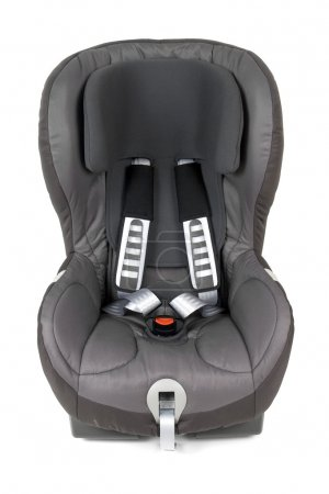 Front View of Safety Car Seat