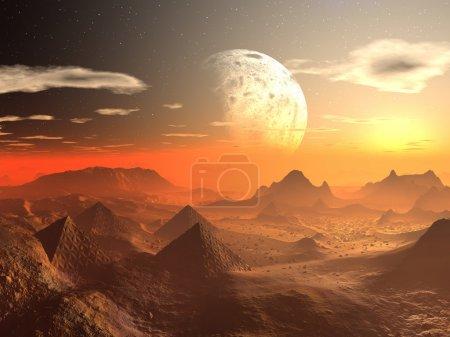 Valley of the Alien Kings
