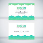 Modern Business-Card Set 02