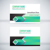 Modern Business-Card Set 05