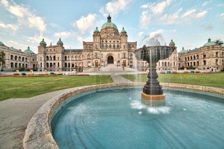Parliment Building Victoria, BC