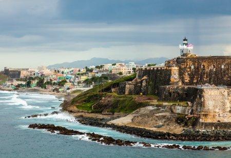El Morro Fortress, San Juan, Puerto Rico