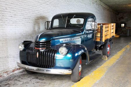 Chevrolet vintage camion