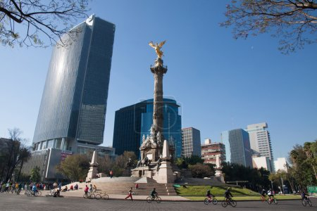 Indipendence Monumet, Mexico City