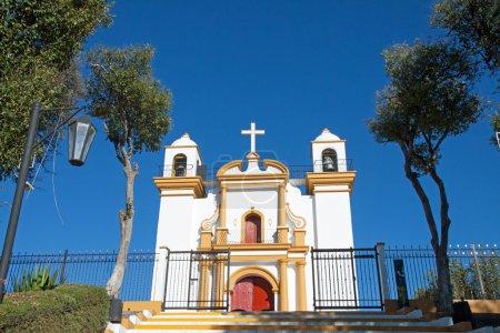 Guadalupe church, San Cristobal de las Casas, Mexico