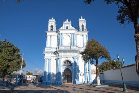 Santa Lucia church in San Cristobal de las Casas, Chiapas, Mexic
