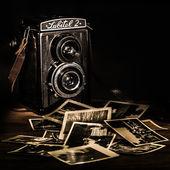 Old Soviet camera - Lubitel 2