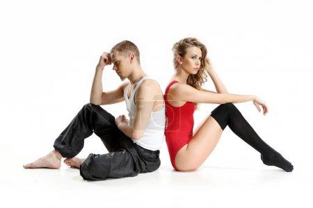 Quarrel of lovers