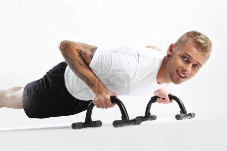 Pumps, training, warm-up