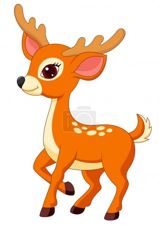 Photo for Cute fawn - Royalty Free Image