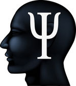 A symbol commonly used for psychiatric professions