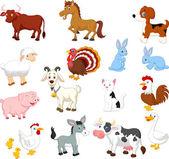 """Постер, картина, фотообои """"сельскохозяйственные животные"""""""