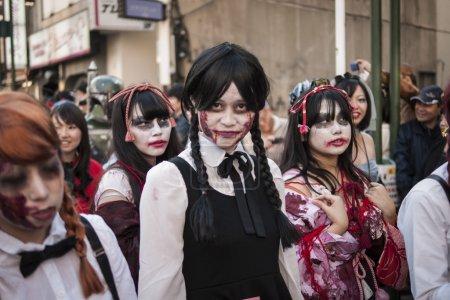 Halloween in Kawasaki Japan 2013