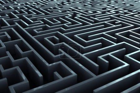 Maze.