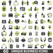 Set of 60 business icons....