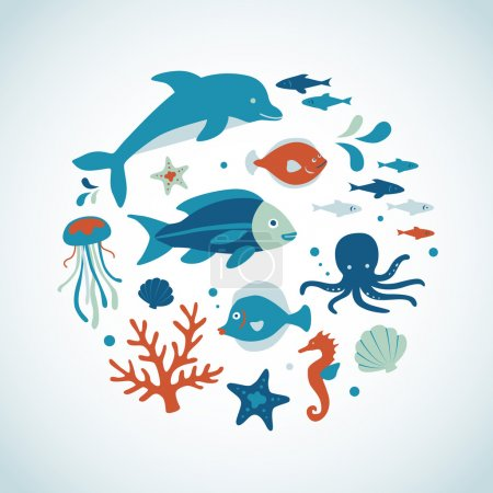 Sea Creature Collection