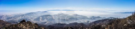 Панорамный вид с вершины