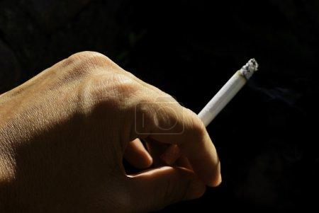 Smoker hand