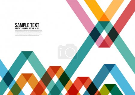 Illustration for Background , Cover , Layout , Magazine, Brochure , Poster , Website , Namecard , etc. - Royalty Free Image