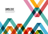Abstract Colorful Triangle Pattern Background  Cover  Layout  Magazine Brochure  Poster  Website  Namecard  etc