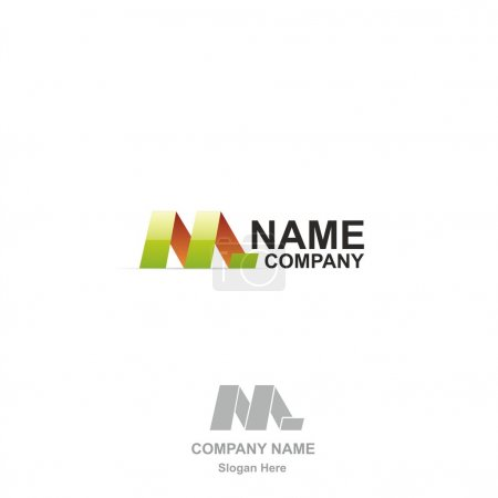 Abstract logotype